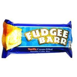 Fudgee Bar Vanilla Jolt Cake review