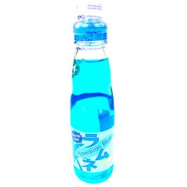 Fuji Soda Hawaiian Blue Ramune Free Shipping Over 25