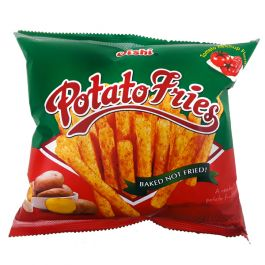 oishi potato fries ketchup flavor free shipping over