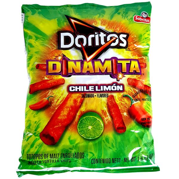 Dinamita Doritos Flavors