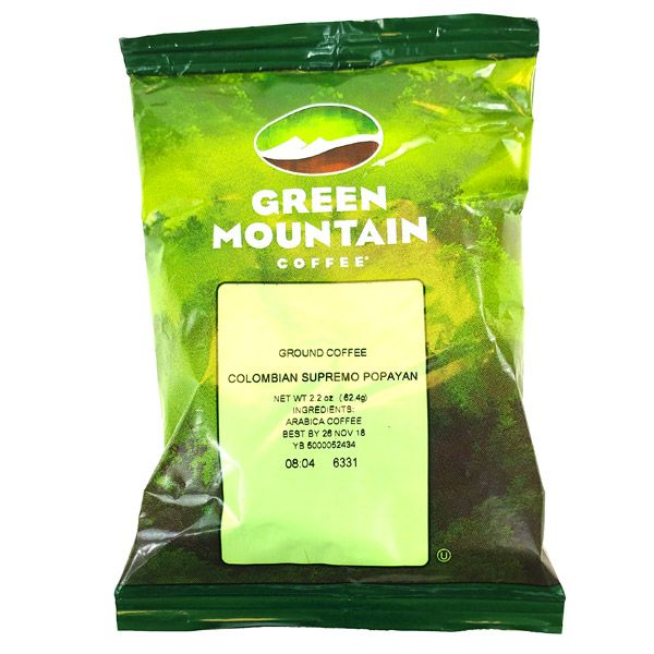 Michael jacobs green mountain coffee