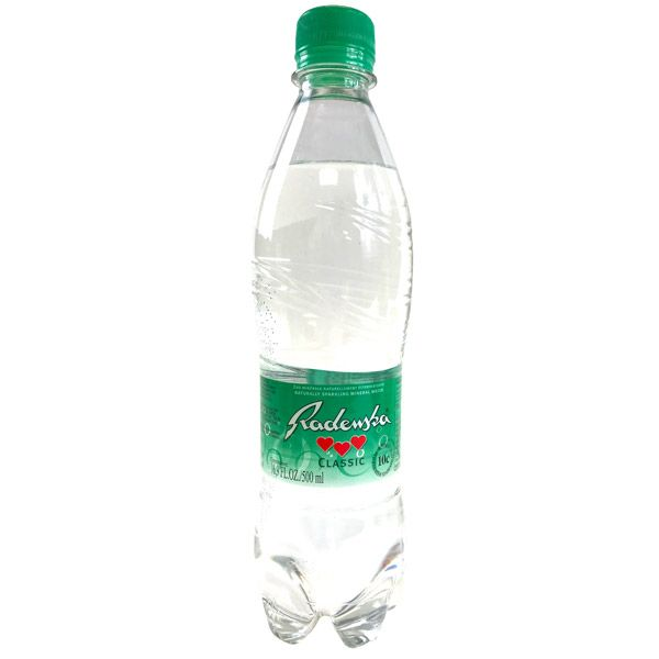 f1e3a13ebc Radenska's water game is so strong that their water is naturally sparkling!  Naturally filtered underneath the earth, and carbonated with natural carbon  ...