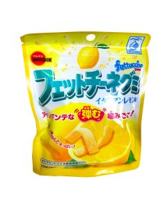 Bourbon Fettuccine Lemon Gummies