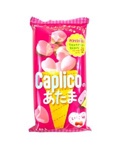 Glico Caplico No Atama Strawberry