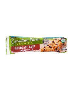 Cascadian Farm Organic Chocolate Chip Granola Bar