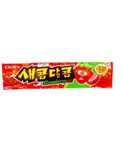 Crown Saekom Dalkom Strawberry Flavor