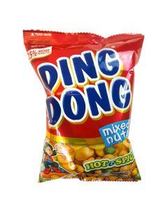 Ding Dong Mixed Nuts Hot & Spicy