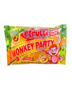 Efrutti Monkey Party Gummi Candy