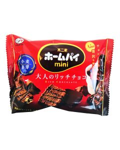 Fujiya Home Pie Mini Chocolate Cookies