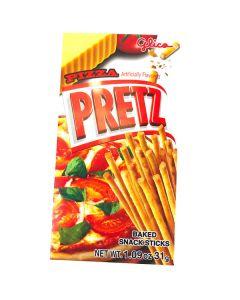 Glico Pretz Pizza Flavor