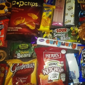 Discover New Snacks From Around The World Every Month!