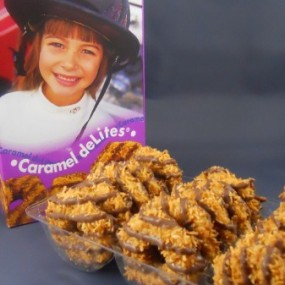 It's Girl Scout Cookie Time! Do You Know the Difference Between Carmel deLites and Samoas?