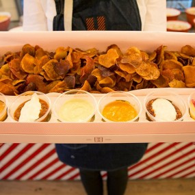 This London restaurant only sells chips, and it's pretty wonderful