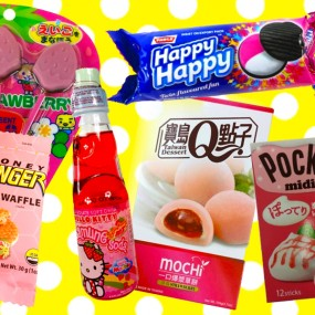 7 Epic Snacks You MUST Try if You're Strawberry-Obsessed