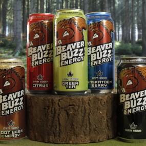 Canada: Beaver Buzz Energy Drinks