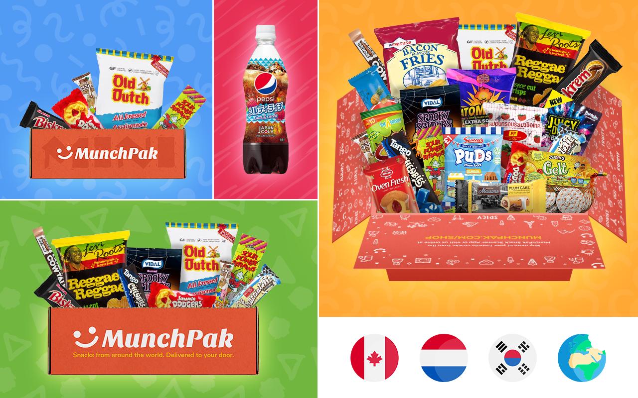 international snack subscription box munchpak