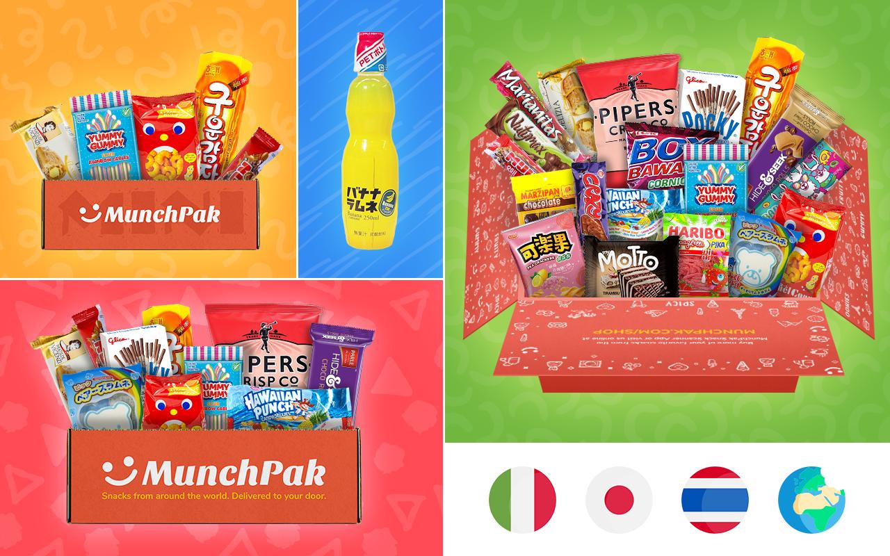 international snacks november recap munchpak